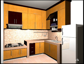 Interior Apartment Surabaya