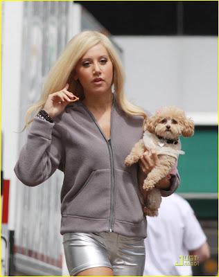 Ashley Tisdale,