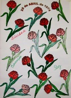 25 de Abril de 1974: a Revolução dos Cravos