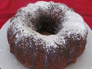 Black Russian Bundt Cake Mix