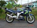 suzuki fx-r 150cc 4 stroke