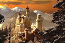 A Fairytale castle by mommies hometown...also on our HM list
