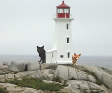 Our lighthouse Peggy's Cove