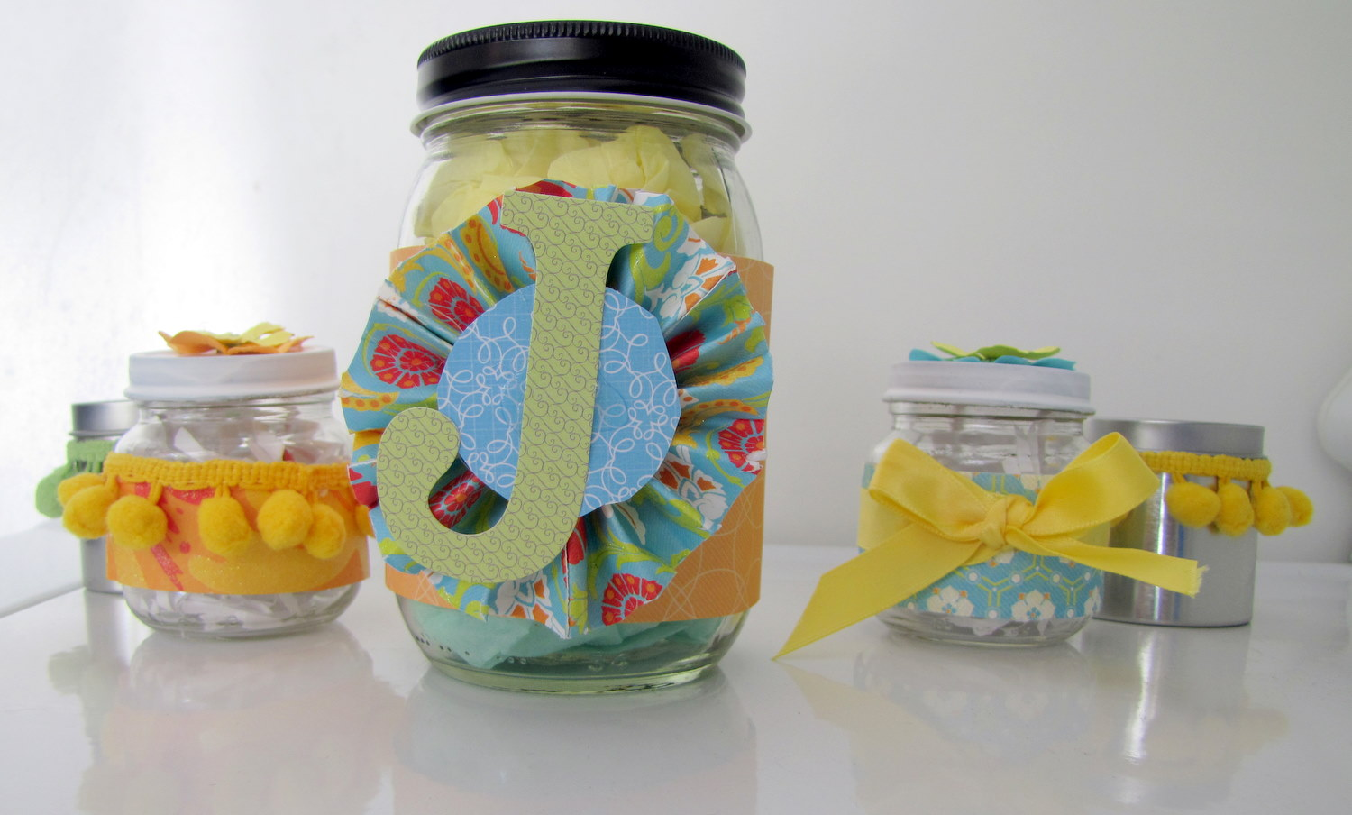 baby food jar project diy gift packaging craft little miss momma