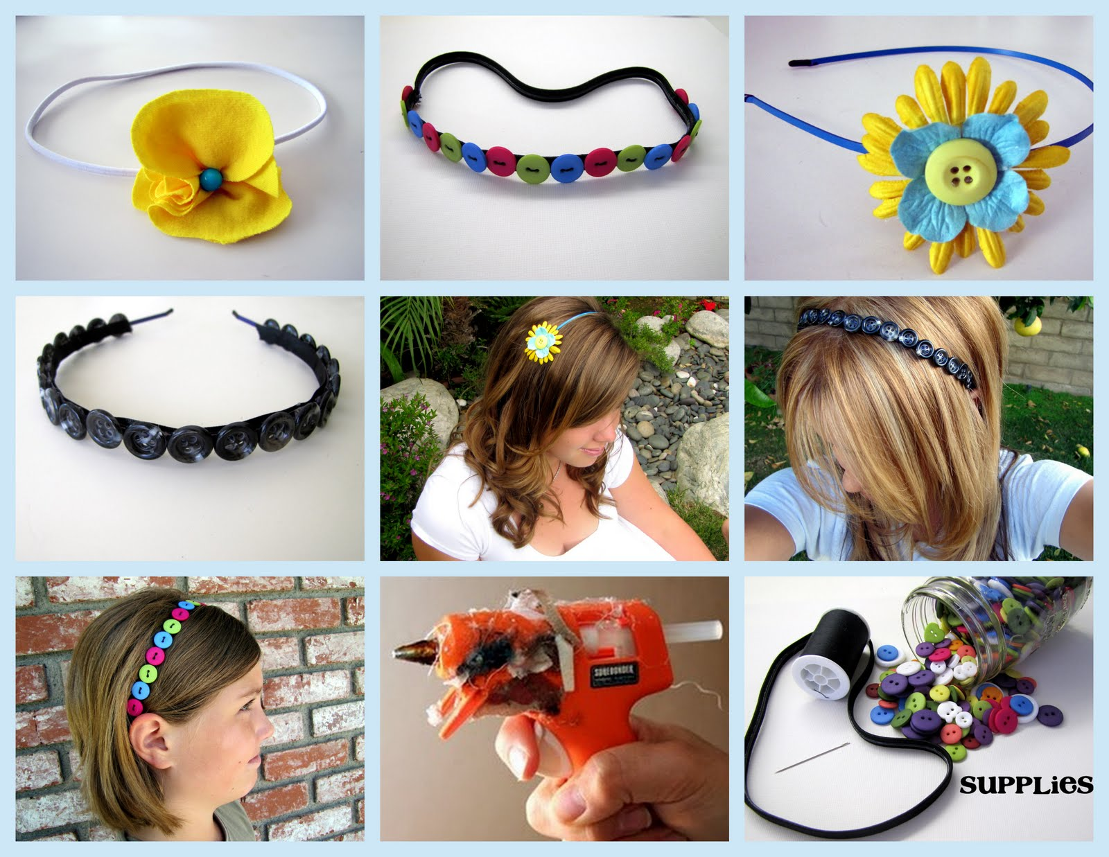free pattern knitted headband