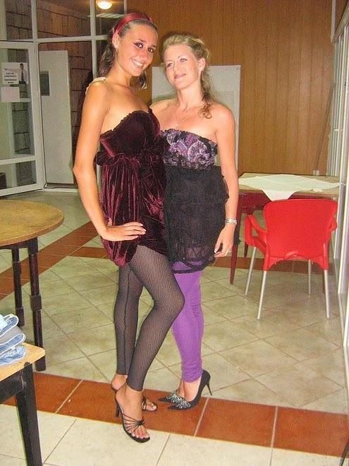 Prezentare de moda~Hotel Majestic Mamaia~2007