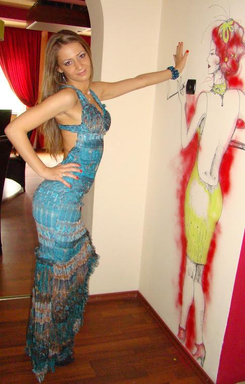 Rochie cadou Miss Umf Targu Mures
