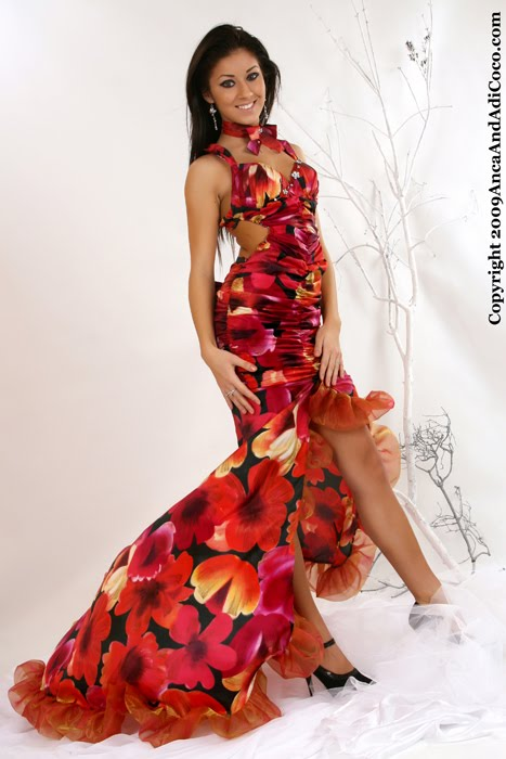 Manechin Alina Ceusan~Miss Targu Mures 2009~Agentia de modele Malio