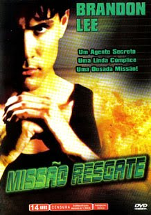 Missão Resgate - Brandon Lee