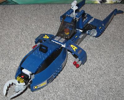 Lego Agents Mission 6 Sigma 6 Telebas...