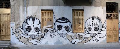 Greece graffiti
