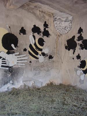 Albania graffiti
