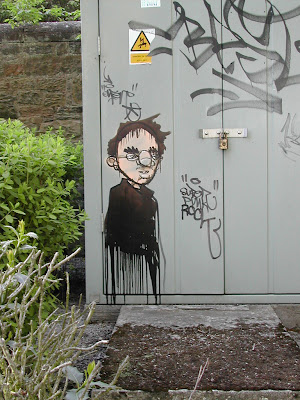 Scotland graffiti