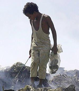 """Niños """"buceadores"""" son una gran desgracia social en República Dominicana"""
