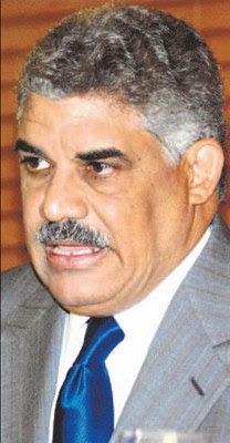 Vargas dice economía RD es vulnerable