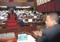 Diputados proponen auditar a funcionarios