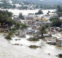 Advierten inundaciones
