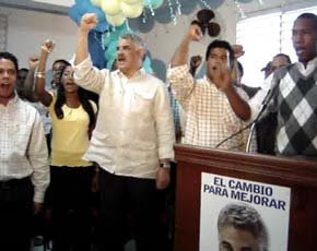 Miguel Vargas dice PRD respalda protestas populares