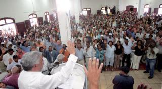 Maldonado asegura que solo la unidad garantiza el triunfo del PRD