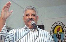 Vargas dice posposición de convención afectaría al PRD