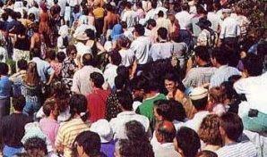 Una multitud lincha a un dominicano e hiere haitiano tras sorpréndelos robando
