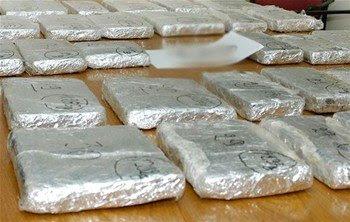 Más de mil kilos de cocaína han sido incautados en PR en el último mes procedente de RD