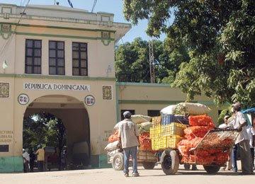 Bajan tensiones entre RD y Haití