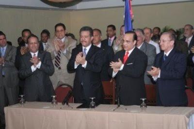 Acuerdo suscrito entre LF-PRSC cierra consenso apoyo Reforma Constitución