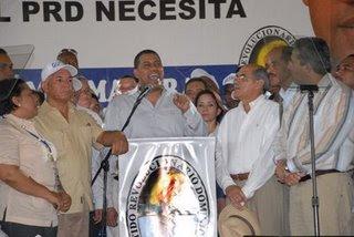 Sella victoria de Guido como Secretario General del PRD