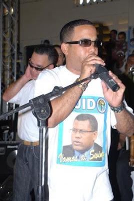 El Torito respalda a Guido en Santiago y Kiko el Presidente dice es perredeísta hasta la tambora