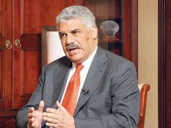 Miguel Vargas asegura que candidatos electos en el PRD no serán desplazados por acuerdos