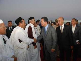 Presidente LF llega a Libia para participar en Cumbre