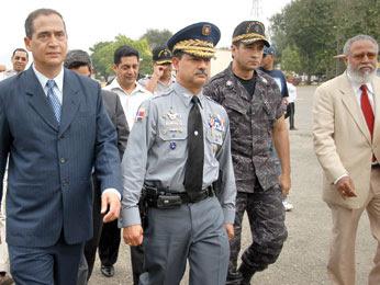 """Jefe PN insatisfecho con interrogatorios a """"El Gringo"""""""