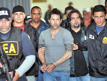 Temen ola de violencia tras arresto del Escobar caribeño