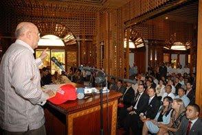 Morales juramenta a 400 coordinadores en el PRSC