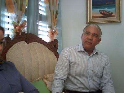 Bautista sustituirá MVM  en presidencia del PRD