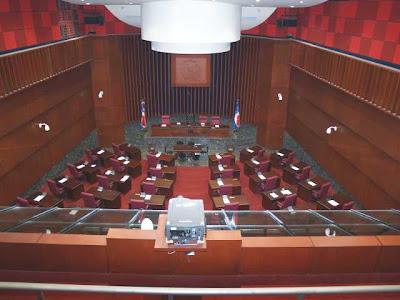 El Senado juramenta la Cámara de Cuentas