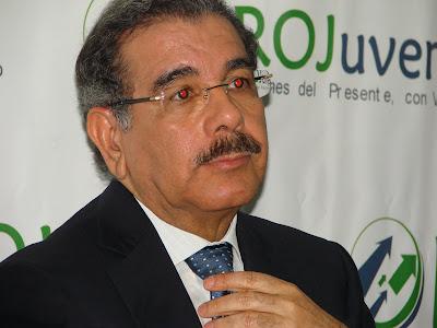 Danilo Medina llama a seguidores evitar confrontaciones y respetar dirigencia