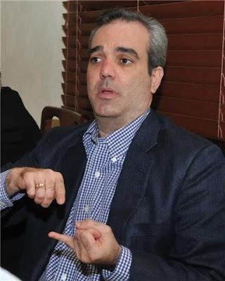 Abinader dice triunfo amplio de Hipólito Mejía evitará problemas internos al PRD