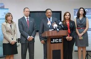 Presidente JCE dice esa institución no tiene que consultar a nadie para tomar decisiones