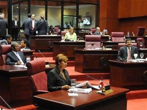 El Senado aprueba Tribunal Constitucional de urgencia