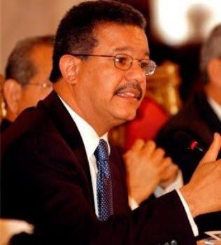 Asesores de Leonel tratan de mitigar efectos del 4%
