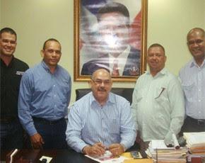 Designan Gobernador Provincia SD Presidente Comité Organizador III Torneo Voleibol Superior
