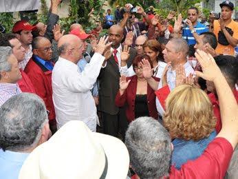 Morales llama dirigentes PRSC trabajar por país y el partido