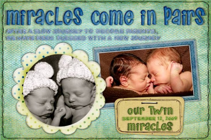 Miracles Come In Pairs