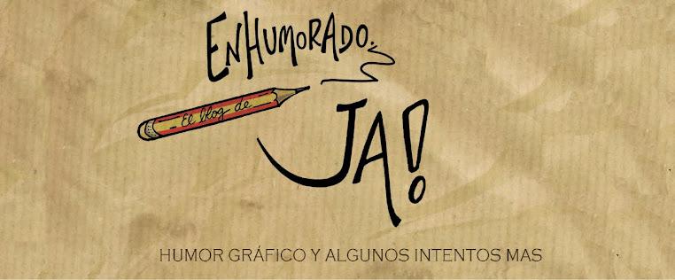 JA! Enhumorado: Humor Gráfico