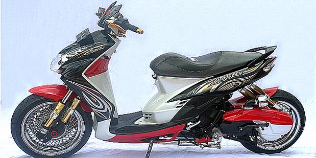 yamaha mx fighter lowrider