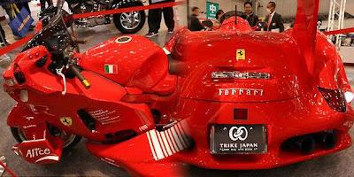 Ferrari Modification