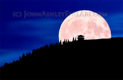 Huckleberry Moon (c) John Ashley