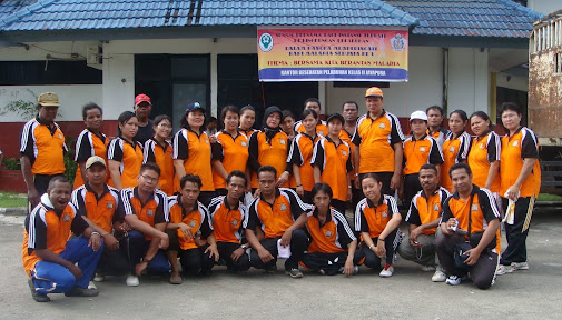Foto Pilihan : SENAM BERSAMA DALAM RANGKA HARI MALARIA SEDUNIA KE-3